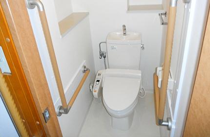 トイレ リフォーム後 アフター