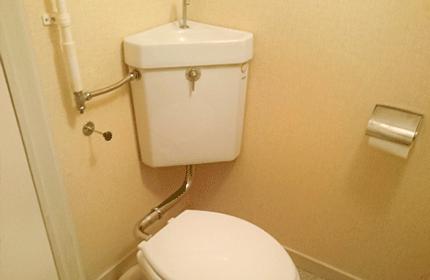 トイレ リフォーム前 ビフォー